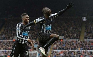 newcastle 1 aston villa 0