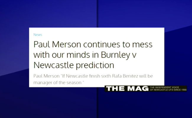 Must Read - Paul Merson confronted on Sky Sports about