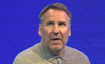 "Not sure if Paul Merson is being sarcastic about Newcastle United here ""Wow. What a game this is."""