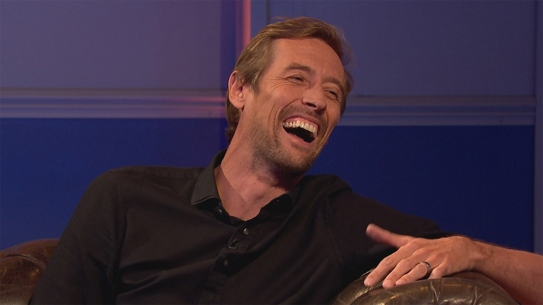 A tall story from Peter Crouch when asked about relegation and Newcastle United | NUFC The Mag