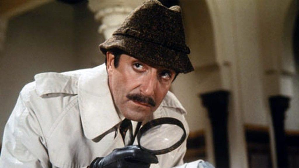 Peter Sellers Inspector Clouseau