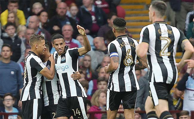 newcastle aston villa player ratings