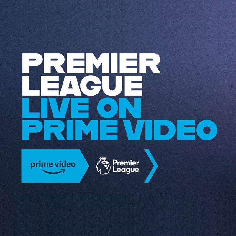 Premier League Live On Prime Video