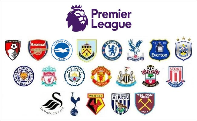 Latest epl standings 2018 show today matches epl