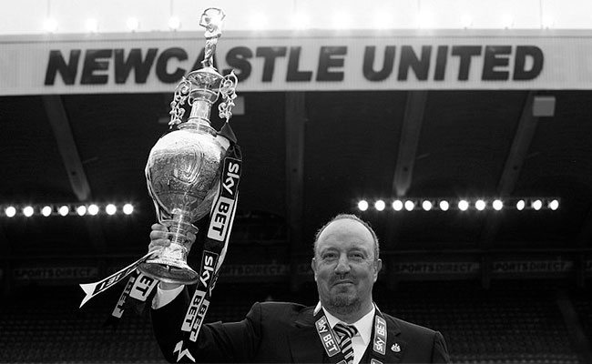 Newcastle United manager, Benitez frustrated by 'crazy' transfers