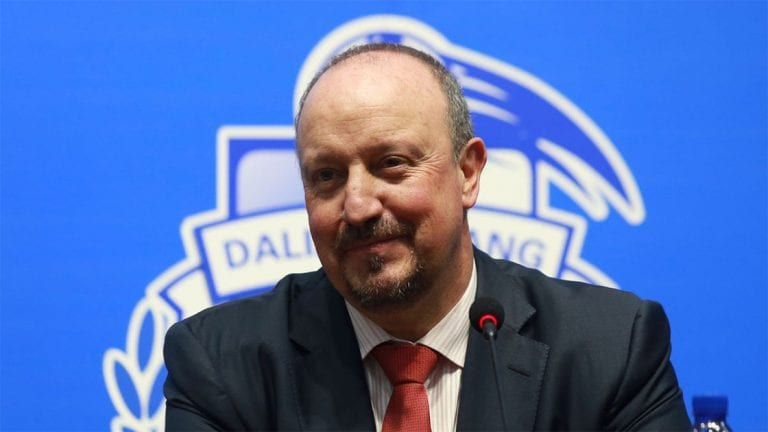 Rafa Benitez exposes embarrassing behaviour of Mike Ashley and his minions in message from China