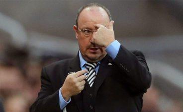 Rafa Benitez on chances missed, mistakes, and Jonjo Shelvey refusing to shake his hand