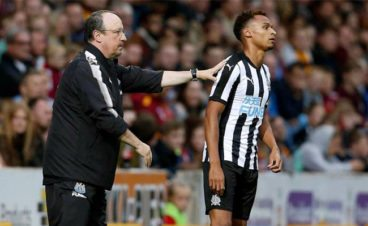 Not so sure this Newcastle player can conquer St James Park nerves