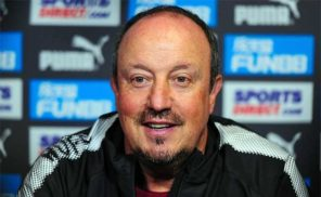 rafa benitez brighton press conference