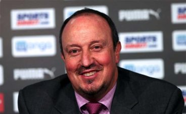 Rafa Benitez bristol cty press conference