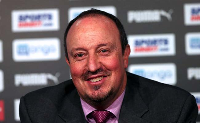 Rafa Benitez liverpool press conference
