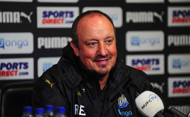 rafa benitez cardiff press conference