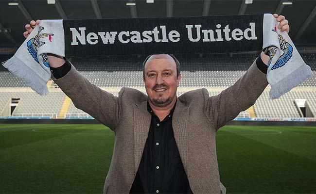 Image result for Newcastle united benitez