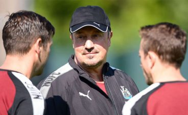 Rafa Benitez, Newcastle United and the small matter of Respect and Discipline