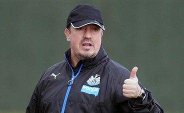 Double good news on Newcastle United injury front for Rafa Benitez