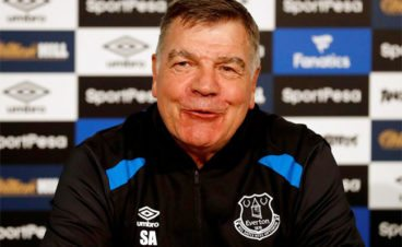 Classic comments as Everton fans realise reality of Sam Allardyce after only 6 weeks