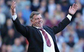 Sam Allardyce West Ham United