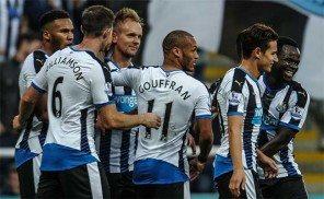 newcastle united premier league squad