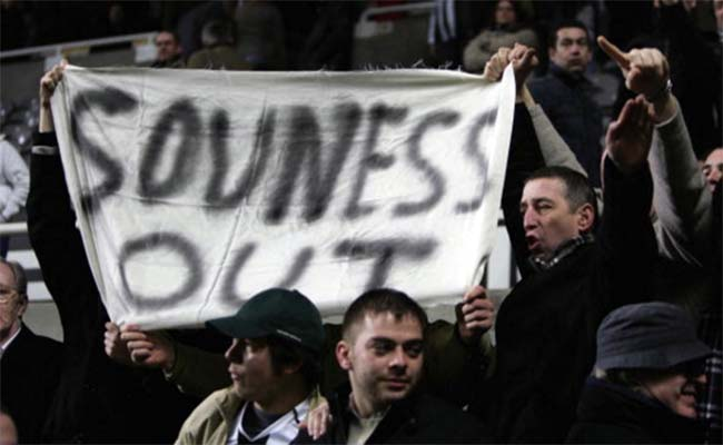 Graeme Souness yet again gets it wrong on Newcastle United