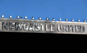 East Stand Newcastle United Signage St. James' Park