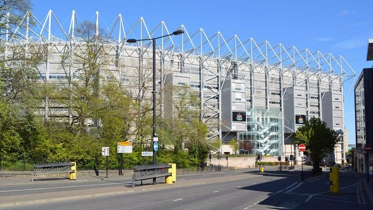 St James' Park Newcastle United