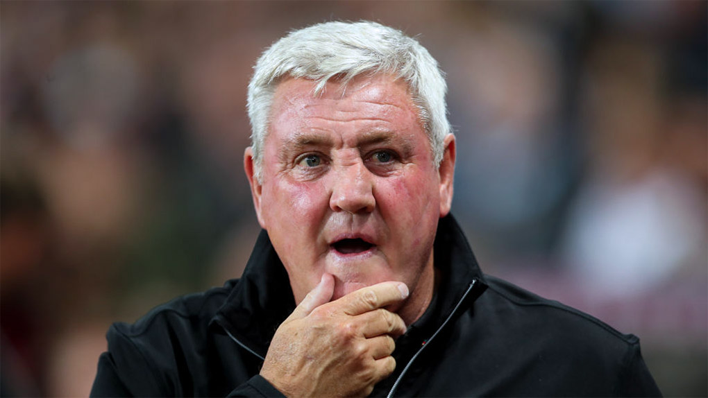 Steve Bruce says when he expects to hear about Newcastle United job