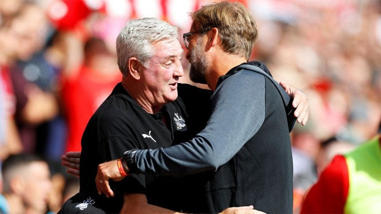 Steve Bruce has good and bad news on injuries after 3-1 Newcastle United defeat at Liverpool