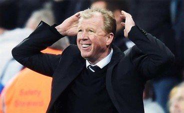 "Steve McClaren Monday verdict ?There's always discontent at Newcastle"""
