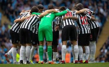 Fans choice of Newcastle team v Huddersfield