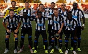 newcastle squad