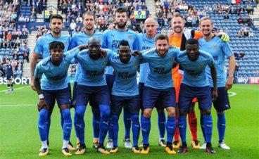 newcastle squad