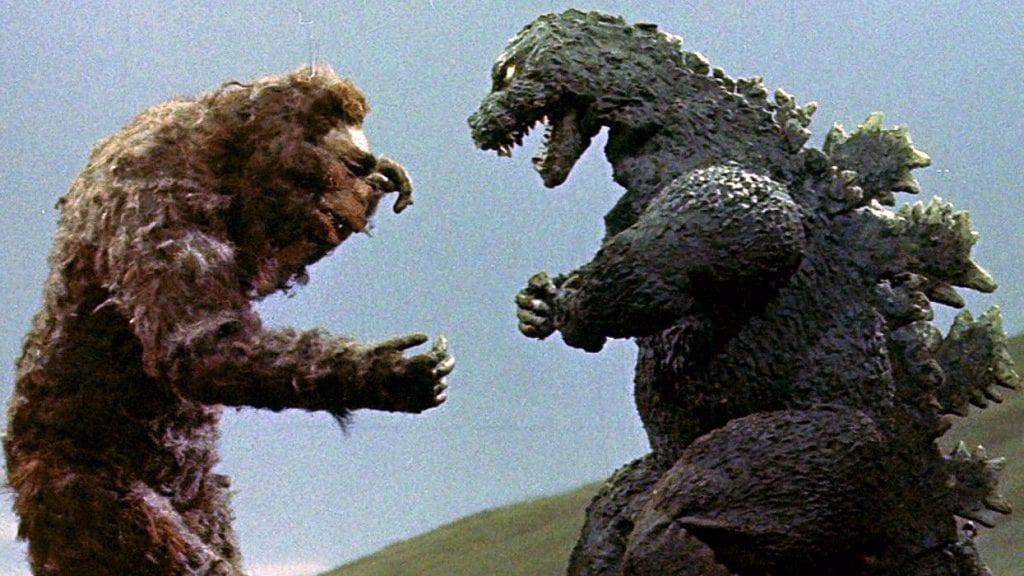 The Clash Of The Titans Kong vs Godzilla