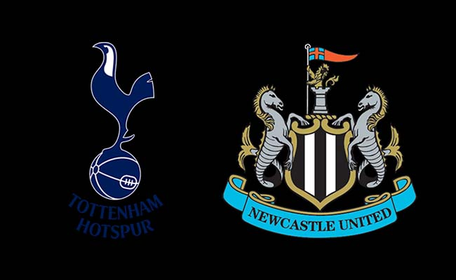 newcastle team v tottenham