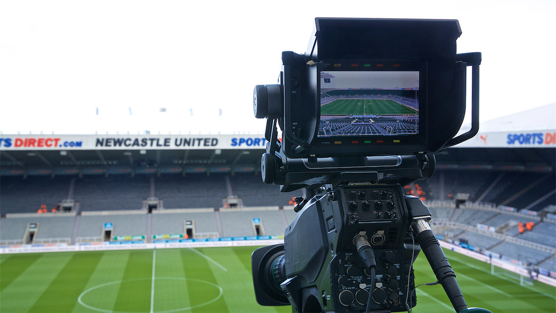 Next 3 Newcastle United Live TV Matches currently confirmed around mid-April 2021 thumbnail