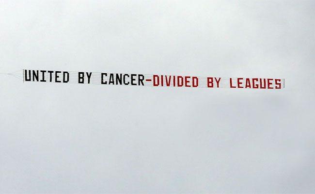 sunderland plane banner