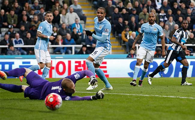 newcastle 1 manchester city 1