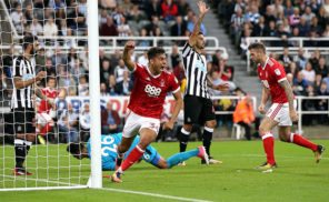 Newcastle 2 Nottingham Forest 3