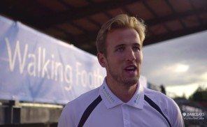 Watch Alan Shearer, Geoff Hurst & Harry Kane star in Walking Football match – Video