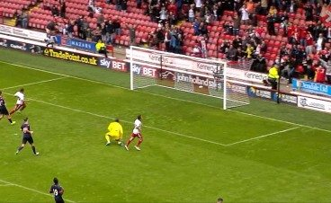 Watch all four goals from Sheffield United v Newcastle United – Video