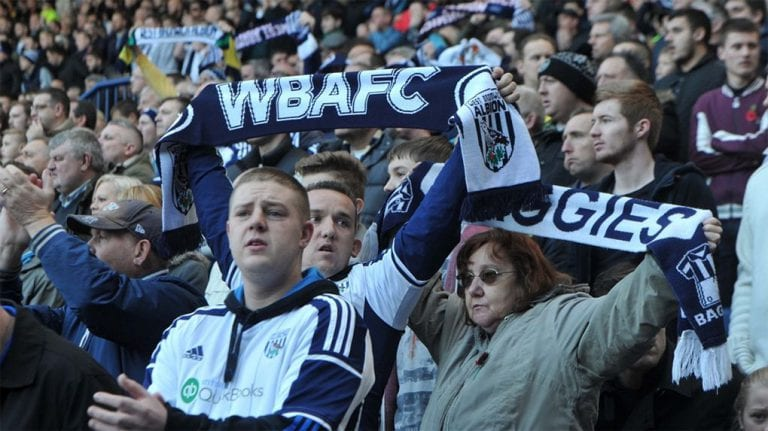 Very interesting comments from West Brom fans about failure to beat Newcastle United
