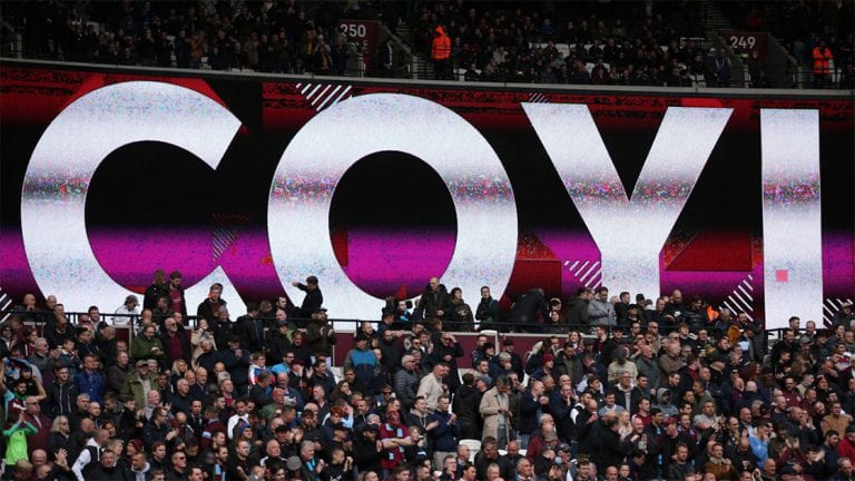 West Ham fans comments before AND after losing 3-2 to Newcastle United – Very illuminating