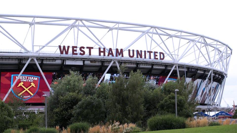Newcastle United star leaves West Ham match on crutches ...