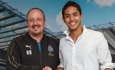 Yoshinori Muto is perfect example of Rafa Benitez knowing what he is doing whilst everybody panics