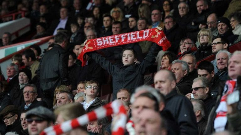 Sheffield United fans comments on Thursday's match and mad days of the past when Newcastle visited