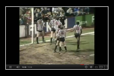 Video Classic v West Ham - Beardsley In 9 Goal Thriller